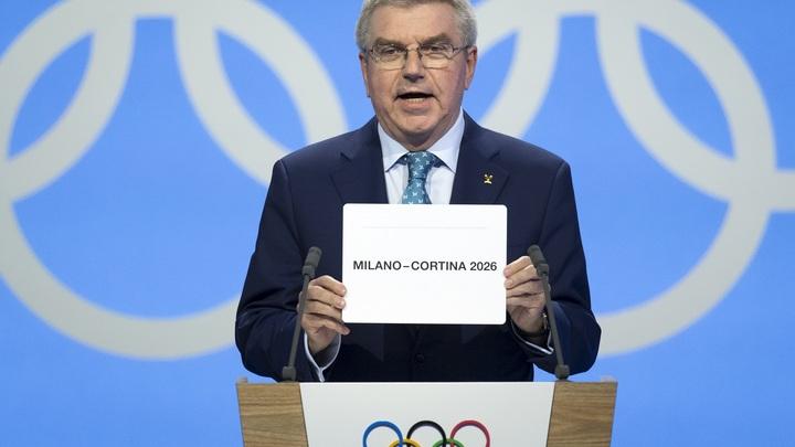 МОК профинансирует вакцинацию олимпийцев в Токио