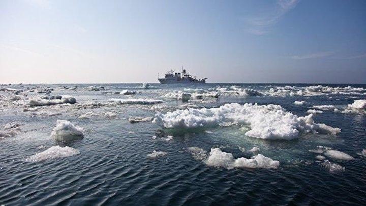 Российское судно из-за аварии потеряло ход в Охотском море
