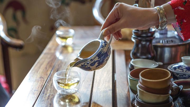Зеленый чай оказался эффективен против супербактерий