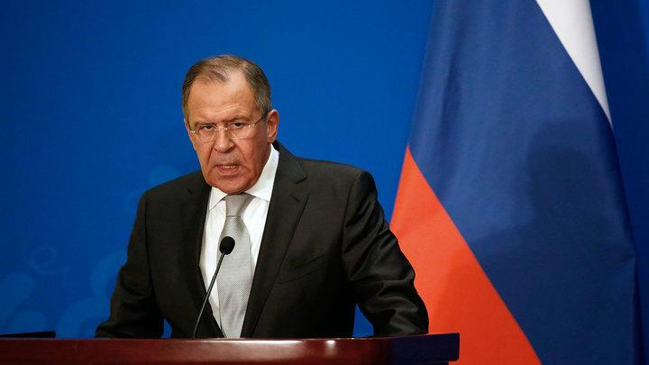 """Оккупация и """"сделка века"""": Лавров прокомментировал действия США"""