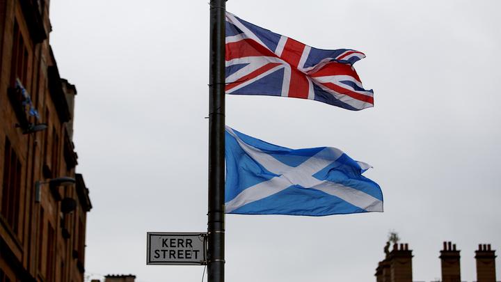 Лидер Национальной партии пообещала Шотландии независимость