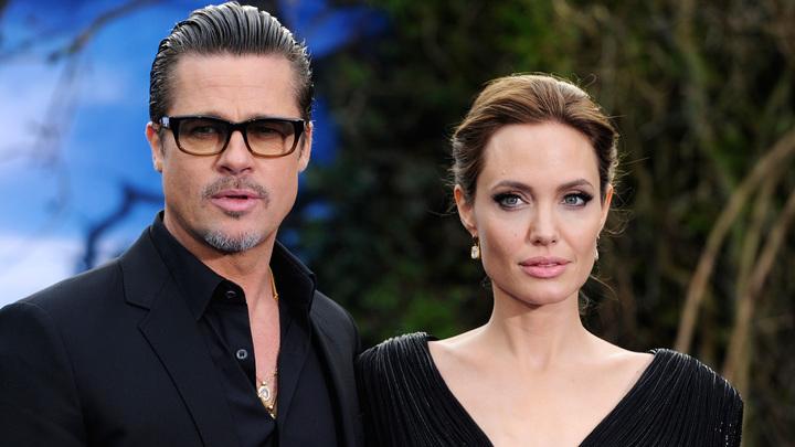 Анджелина Джоли вновь идет войной на Брэда Питта