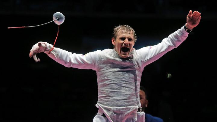 Российские рапиристы завоевали серебро на Олимпиаде в Токио