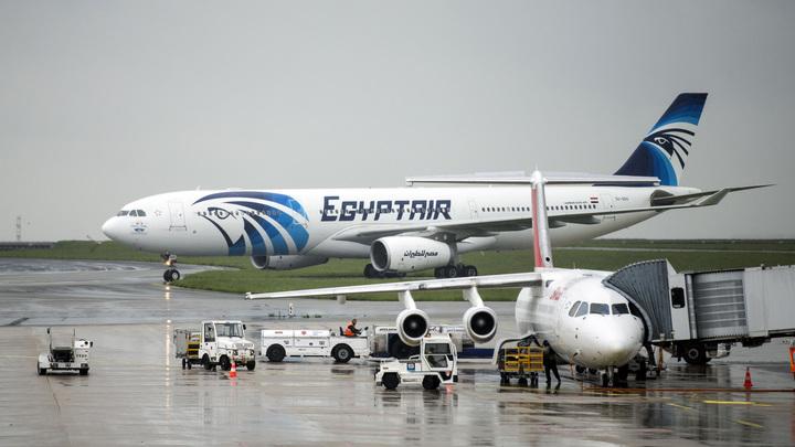 Росавиация разрешила Egypt Air летать в Москву