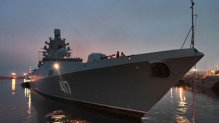 Новые российские фрегаты получат гиперзвуковые ракеты