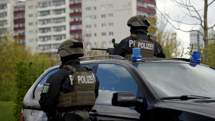Секретные материалы: что нашли у немецкого офицера
