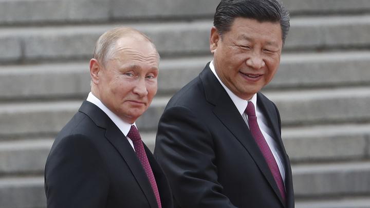 Путин принял приглашение Си Цзиньпина посетить Олимпиаду-2022