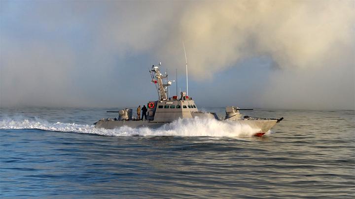 Украина обвинила Россию в создании препятствий в Азовском море