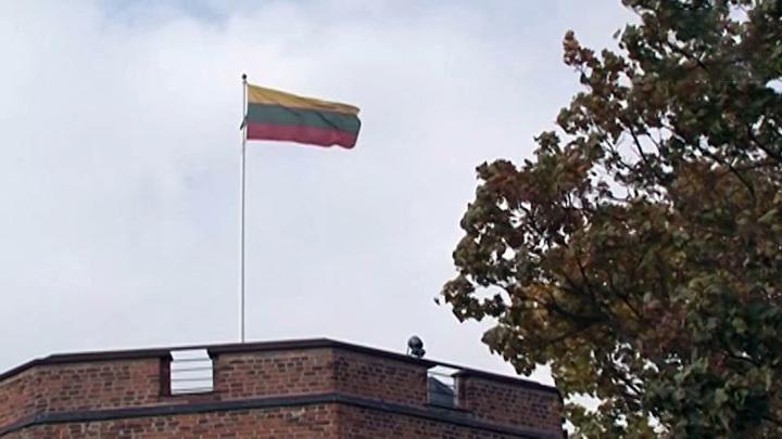 Литва построит стену на границе с Белоруссией