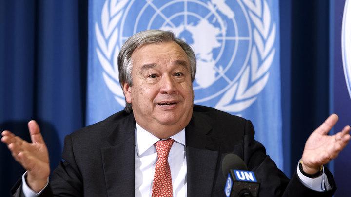 В ООН призвали Израиль к максимальной сдержанности в Иерусалиме