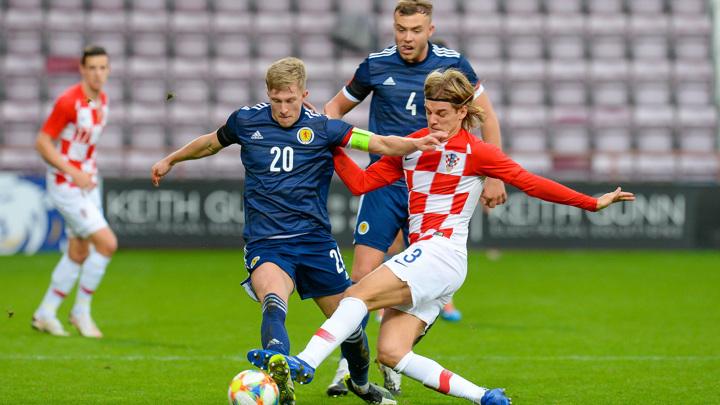 """Евро-2020. Хорватия – Шотландия – 3:1. Матч группы """"D"""""""