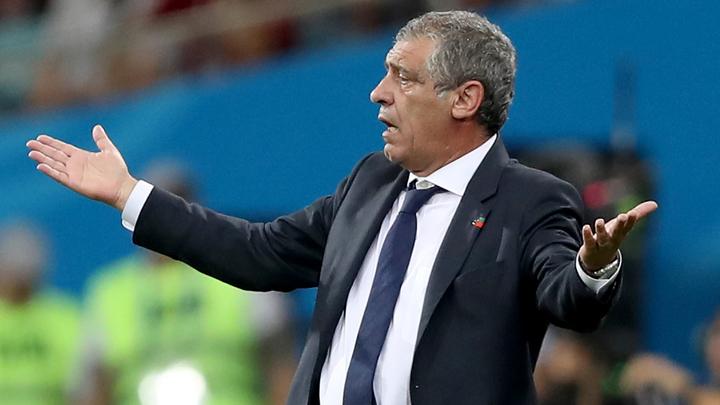 Фернанду Сантуш: я совершенно не боюсь сборную Германии