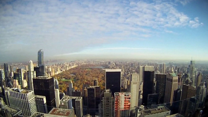 """Власти США конфискуют """"иранский"""" небоскреб в Нью-Йорке"""