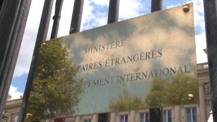 Франция отреагировала на призыв к бойкоту своих товаров