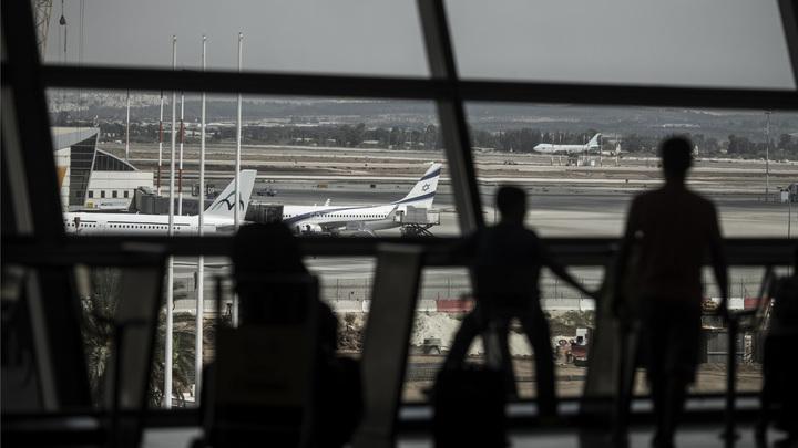 Аэропорт Бен-Гурион в Тель-Авиве возобновил работу