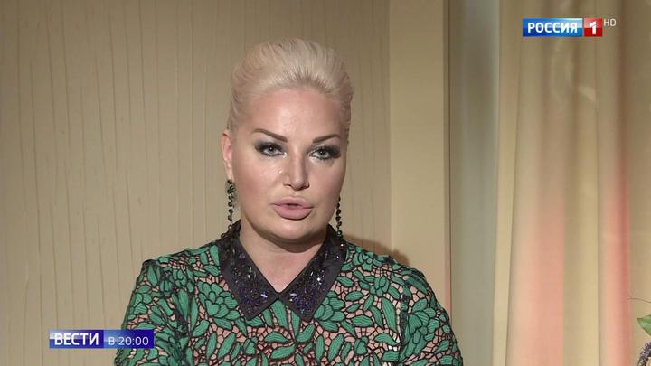 """Квартира раздора: Мария Максакова назвала убийцу своего мужа в """"Прямом эфире"""""""