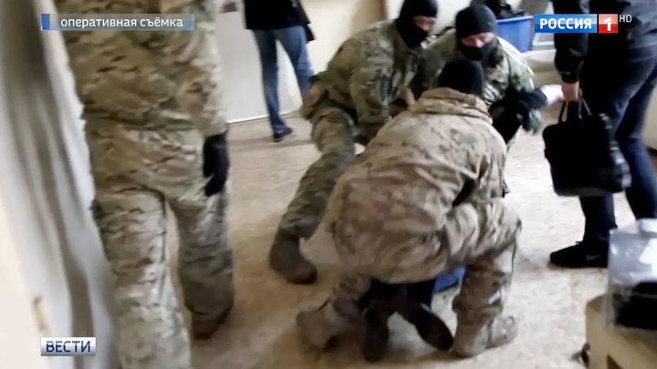 В Крыму пресечена деятельность экстремистской организации