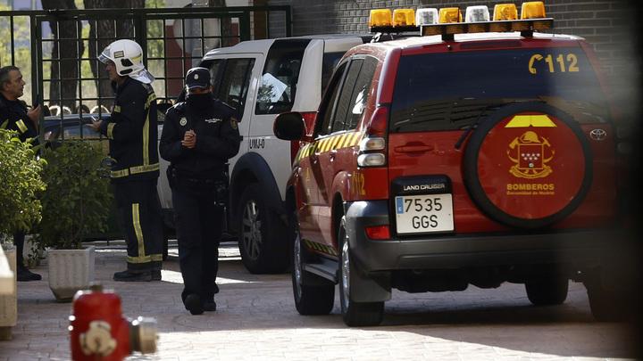 На испанской АЭС произошел пожар
