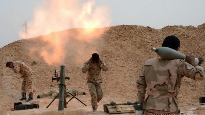 Турецкие ВВС нанесли серию ударов по Ираку