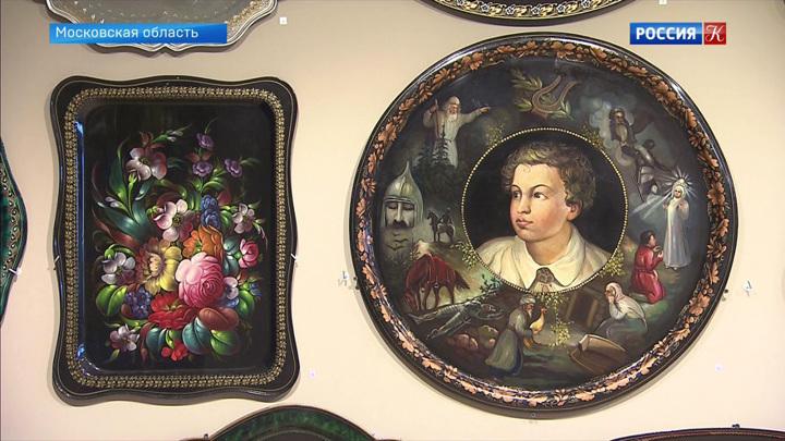 Экскурсия на Жостовскую фабрику декоративной росписи