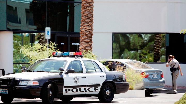 Полицейские Лос-Анджелеса застрелили угрожавшего им мужчину