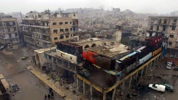 В Идлибе и Алеппо заработали три новых пункта пропуска