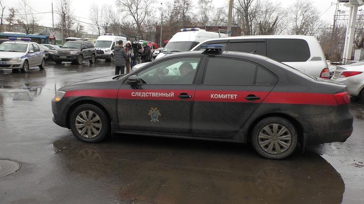"""Стрелка с """"Меньшевика"""" задержали в бывшей типографии """"Правды"""""""