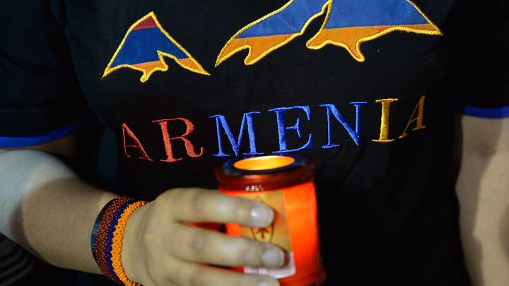 Президент США официально признал геноцид армян