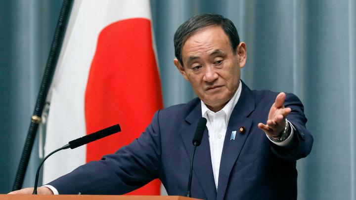 Премьер-министр Японии Суга: лично отвечаю за Олимпиаду