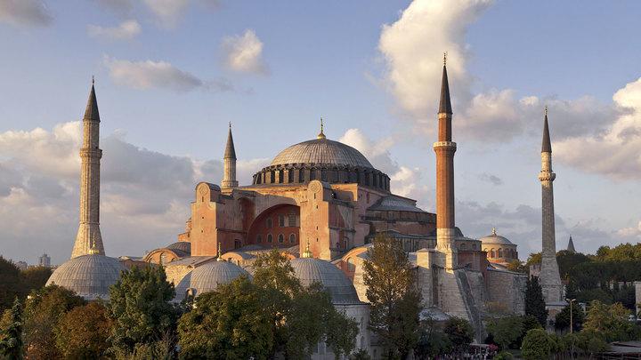 Турция не гарантировала ЮНЕСКО сохранение Святой Софии
