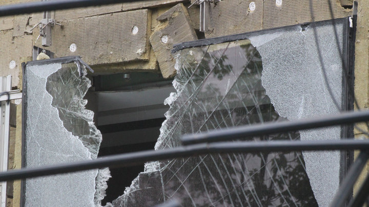 В районе Кутузовского проезда погиб рабочий, упав со строительных лесов