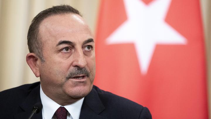 Анкара предложила создать международные силы для защиты палестинцев