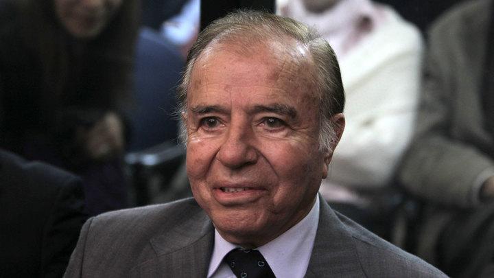 Бывший президент Аргентины Карлос Менем умер на 91-мгоду жизни