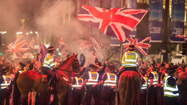 Вместо свободы шотландцы получили беспорядки
