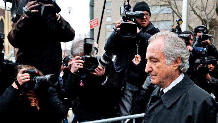В США помощница афериста Бернарда Мэдоффа приговорена к шести годам тюремного заключения