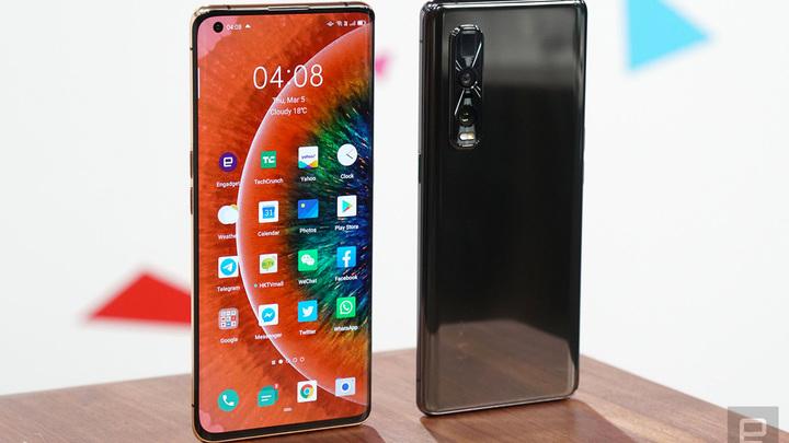AnTuTu назвал самые мощные смартфоны марта