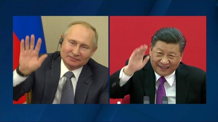 РФ и Китай готовы развивать опыт совместного сооружения атомных электростанций