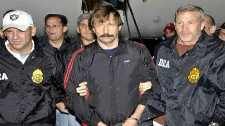 Виктор Бут был экстрадирован в США