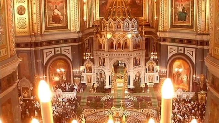 Проход на патриаршую рождественскую службу будет ограничен