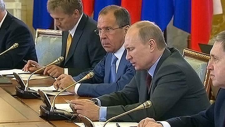 Владимир Путин: визовый режим тормозит отношения Россия - ЕС