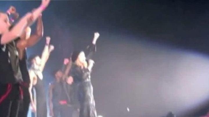 Суд в Санкт-Петербурге отложил слушания по иску к певице Мадонне
