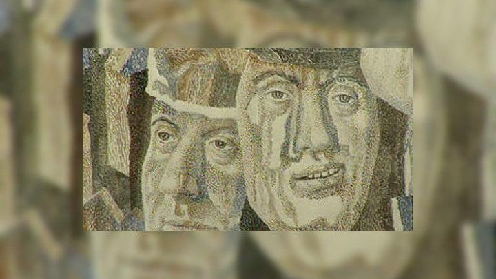 """""""Блуждающие звезды: советское еврейство в довоенном искусстве"""""""