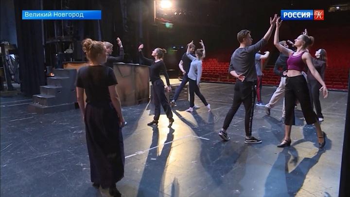 Золушка, полюбившая вампира: Новгородский театр драмы готовит новую постановку