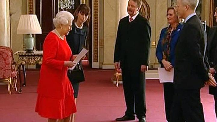 Британцы ждут рождественского послания королевы