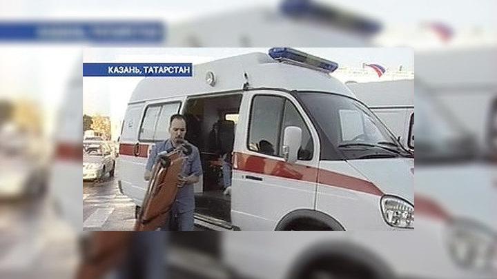 Восемь человек пострадали в ДТП с трамваем и автобусом в Казани