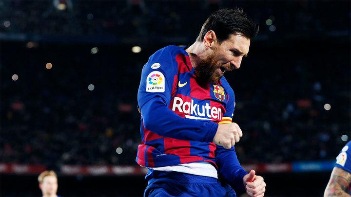 Месси назван лучшим футболистом XXI века по соотношению матчей и голов