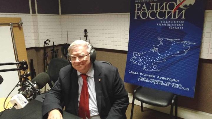 вирусолог Михаил Иванович Михайлов