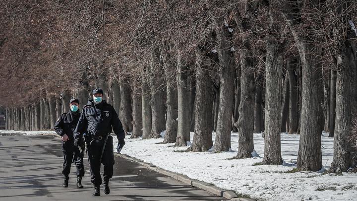 Москвичам напомнили о штрафе за посещение детских площадок