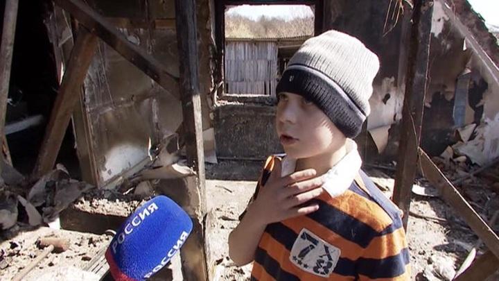 Маленький герой: 9-летний мальчик спас от пожара своих младших брата и сестру