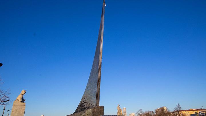 """""""Открытый космос"""" в Музее космонавтики"""
